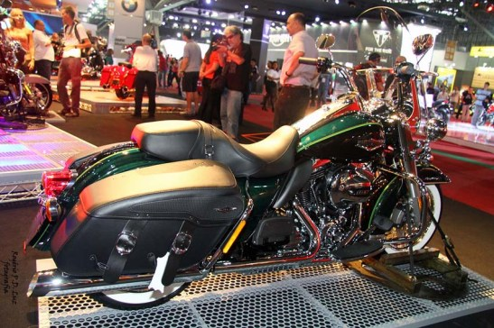 Salao 2 Rodas 2015 . Harley Davidson 07