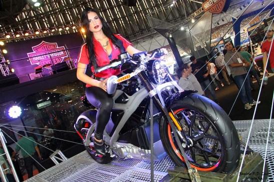 Salao 2 Rodas 2015 . Harley Davidson 08.0
