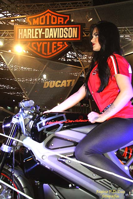 Salao 2 Rodas 2015 . Harley Davidson 08.1