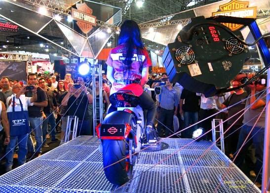 Salao 2 Rodas 2015 . Harley Davidson 08.4