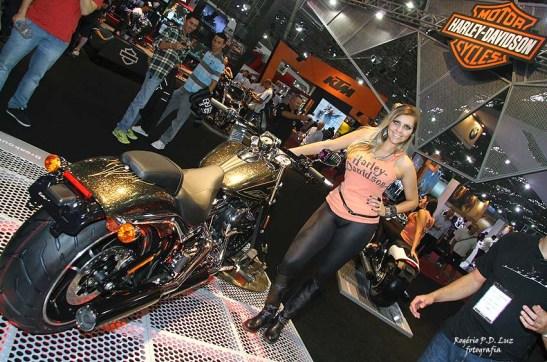 Salao 2 Rodas 2015 . Harley Davidson 10.0