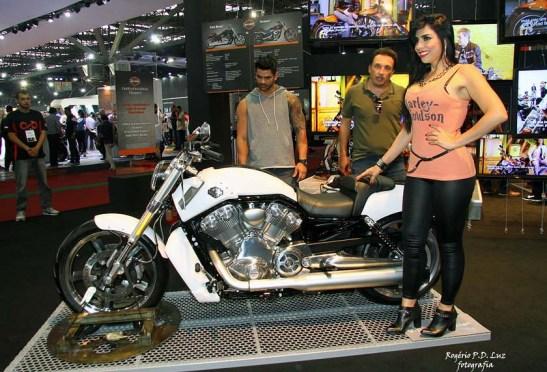 Salao 2 Rodas 2015 . Harley Davidson 11