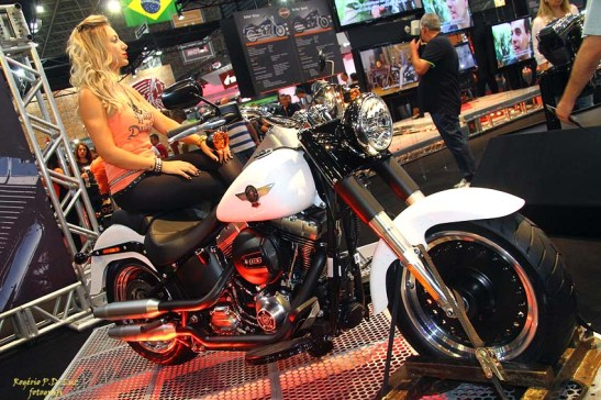 Salao 2 Rodas 2015 . Harley Davidson 12
