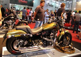 Salao 2 Rodas 2015 . Harley Davidson 15