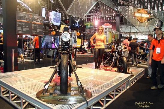 Salao 2 Rodas 2015 . Harley Davidson 18