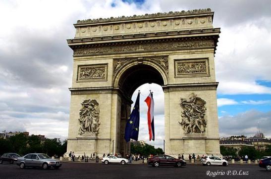 Paris - Arco de Triunfo 01