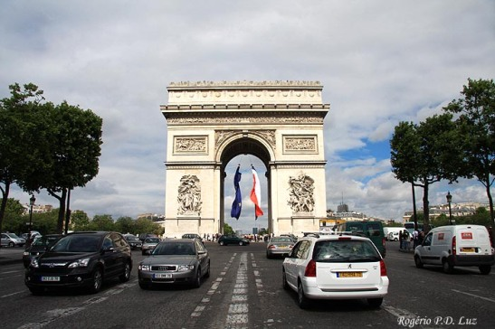 Paris - Arco de Triunfo 06