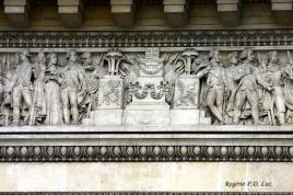Paris - Arco de Triunfo 08