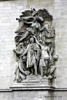 Paris - Arco de Triunfo 12.1