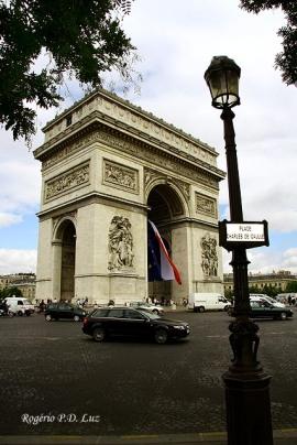 Paris - Arco de Triunfo 14