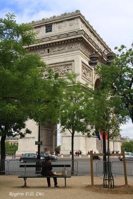 Paris - Arco de Triunfo 15