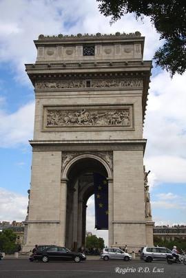 Paris - Arco de Triunfo 17