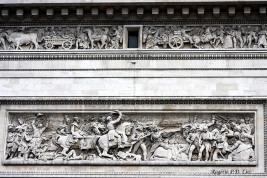 Paris - Arco de Triunfo 18