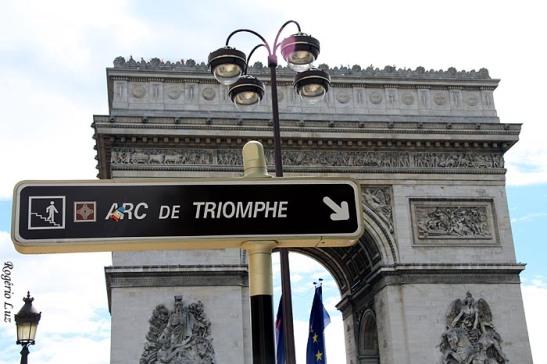 Paris - Arco de Triunfo 22