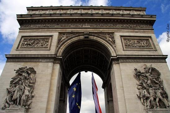 Paris - Arco de Triunfo 23