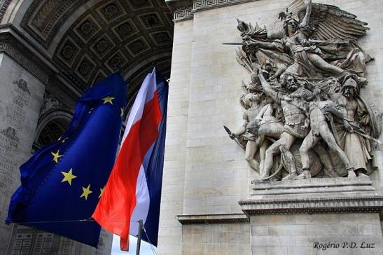 Paris - Arco de Triunfo 24