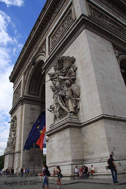 Paris - Arco de Triunfo 25