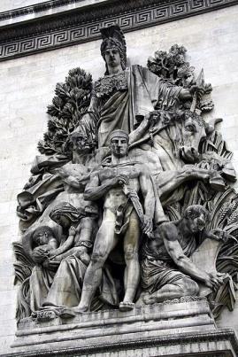 Paris - Arco de Triunfo 32