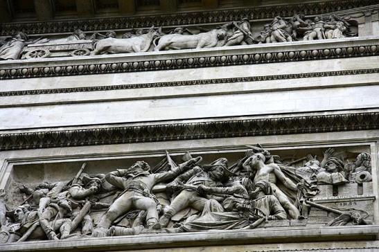 Paris - Arco de Triunfo 33