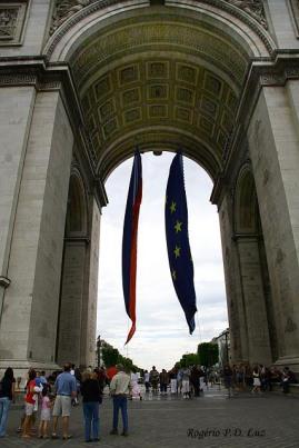 Paris - Arco de Triunfo 34