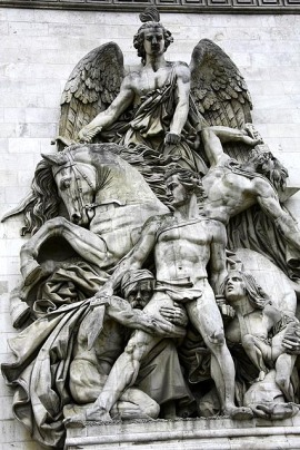 Paris - Arco de Triunfo 35