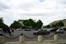 Paris - Arco de Triunfo entorno 01