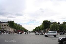 Paris - Avenida des Champs Elysées 02