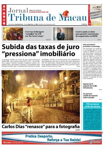 Carlos Dias capa JTM 18.12.2015