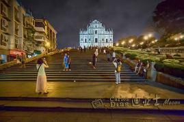 Macau: Ruínas de São Paulo