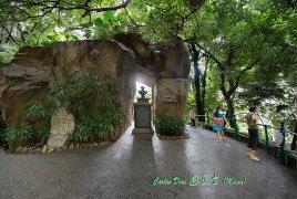 Macau: Jardim de Luís de Camões   白鴿巢公園 A gruta do vate