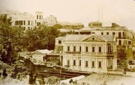 1868聖保祿書院(左上)及錫蘭樓St Paul's College/Colégio São Paulo