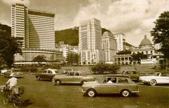 Hong Kong antigo 1965