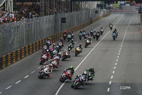 Macau GPM 2015 49.º Grande Premio de Motos de Macau 02