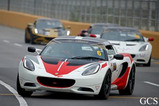 Macau GPM 2015 Suncity Lotus Celebrity Cup Race 03