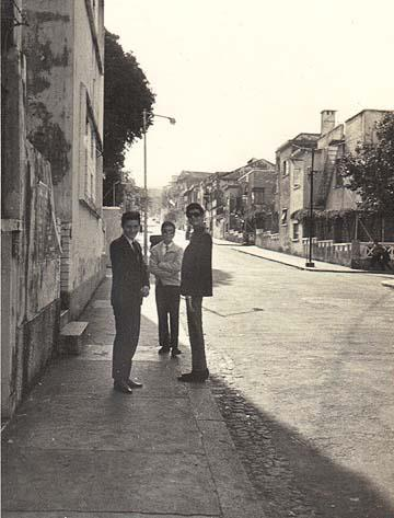 Macaense foto antiga Alvaro