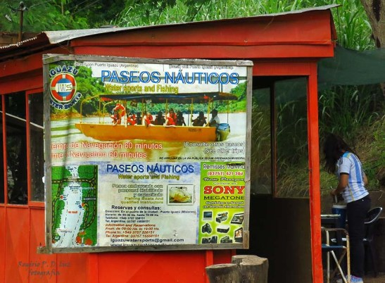 Marco 3 Fronteras Argentina Puerto Iguazu 03