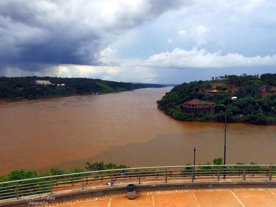 Marco 3 Fronteras Argentina Puerto Iguazu 13
