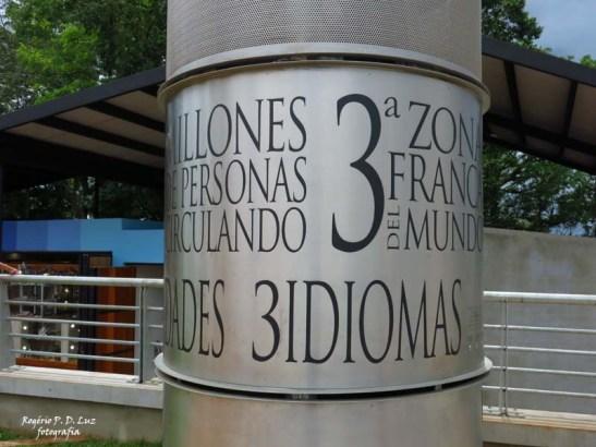 Marco 3 Fronteras Argentina Puerto Iguazu.21