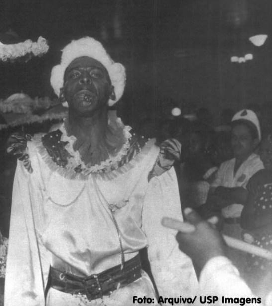 Carnaval de Sao Paulo imagens historicas de USP Imagens 07