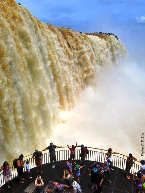 Foz de Iguacu Cataratas dezembro 2015 204