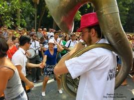 Sao Paulo Av Paulista.Unidos do Swing 105