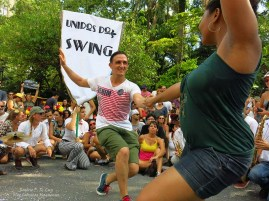 Sao Paulo Av Paulista.Unidos do Swing 130