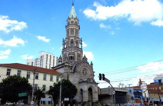 Igreja Nossa Senhora de Saude . Sao Paulo 01