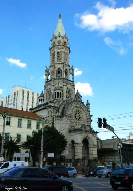 Igreja Nossa Senhora de Saude . Sao Paulo 02