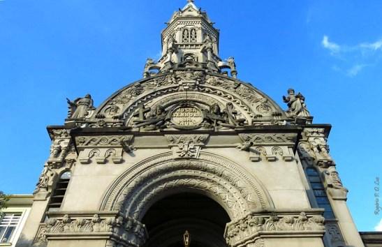 Igreja Nossa Senhora de Saude . Sao Paulo 04