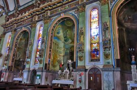 Igreja Nossa Senhora de Saude . Sao Paulo 12