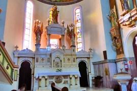 Igreja Nossa Senhora de Saude . Sao Paulo 13