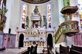 Igreja Nossa Senhora de Saude . Sao Paulo 14