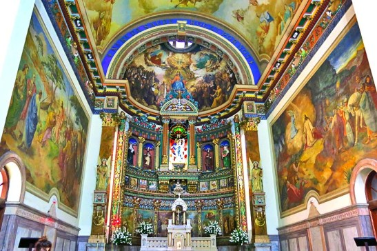 Igreja Nossa Senhora de Saude . Sao Paulo 15