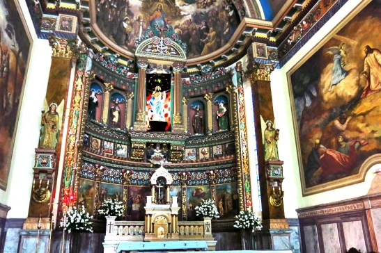 Igreja Nossa Senhora de Saude . Sao Paulo 18
